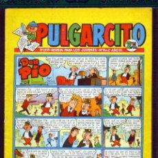 Tebeos: TEBEOS-COMICS GOYO - PULGARCITO - Nº 1533 - BRUGUERA - CON CAPITAN TRUENO *AA99. Lote 44713646