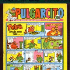 Tebeos: TEBEOS-COMICS GOYO - PULGARCITO - Nº 1469 - BRUGUERA - CON CAPITAN TRUENO *BB99. Lote 44721994