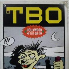 Tebeos: TBO. CUARTA ÉPOCA. NÚM. 1 (1986). Lote 56601246