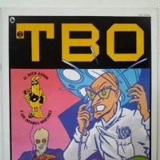 Tebeos: TBO. CUARTA ÉPOCA. NÚM. 2 (1986). Lote 56601286