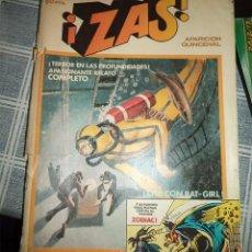 Tebeos: ZAS Nº 6 BRUGUERA 1979 REVISTA COMIC FANTASTICO . Lote 56608767