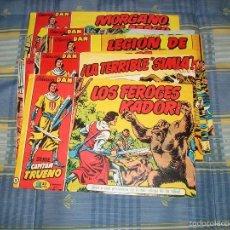 Tebeos: LOTE 8 COMIC CAPITAN TRUENO. Lote 56663328