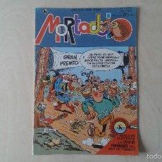Tebeos: MORTADELO Nº 267 -- ED. BRUGUERA, 1986 -- AÑO XVIII. Lote 56675619