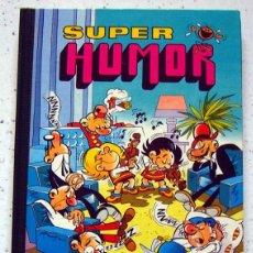 Tebeos: SUPER HUMOR . VOLUMEN VIII . BRUGUERA 1984 . MORTADELO Y FILEMON, ROMPETECHOS , ETC. Lote 56695736
