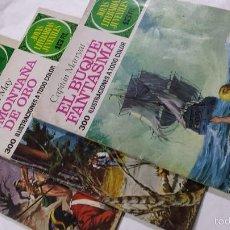 Tebeos: JOYAS LITERARIAS EDITORIAL BRUGUERA. Lote 56732607