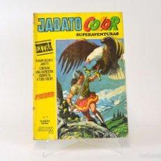 Tebeos: JABATO COLOR SUPERAVENTURAS Nº 3 EDITORIAL BRUGUERA - TERCERA ÉPOCA. Lote 56739309
