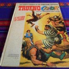 Tebeos: TRUENO COLOR EXTRA ALBUM BLANCO Nº 6. BRUGUERA 1969. LA HISTORIA DE SIGRID. BE. RARO.. Lote 56777367