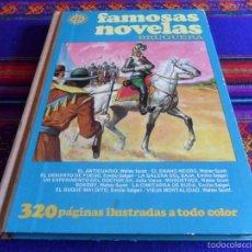 Tebeos: FAMOSAS NOVELAS Nº XVIII 18. BRUGUERA 1ª PRIMERA EDICIÓN 1981.. Lote 56792483