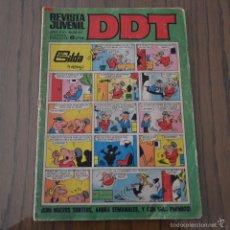 Tebeos: DDT. Nº 241. AÑO XXI. III EPOCA. 1971. LITERACOMIC.. Lote 56820538
