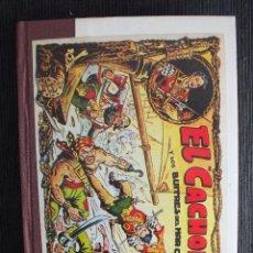 Livros de Banda Desenhada: EL CACHORRO TOMO ENCUADERNADO CON LOS PRIMEROS 23 EJEMPLARES DEL Nº 1 AL 23 , BRAVO - BRUGUERA. Lote 56855031