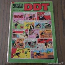 Tebeos: DDT, Nº 180. AÑO XIX, III EPOCA. BRUGUERA, 1970. LITERACOMIC.. Lote 56873621