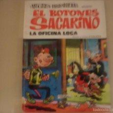Tebeos: ALEGRES HISTORIETAS Nº 22 EL BOTONES SACARINO LA OFICINA LOCA BRUGUERA. Lote 56881976