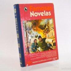 Tebeos: FAMOSAS NOVELAS -TOMO XIII -- BRUGUERA --. Lote 56886316
