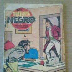 Tebeos: EL TENIENTE NEGRO Nº 8 - BRUGUERA - ORIGINAL , BUEN ESTADO-TA. Lote 56893592