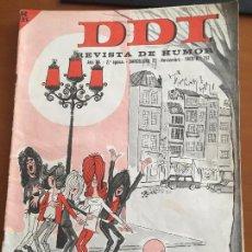 BDs: ALMANAQUE 1966 BUEN ESTADO. Lote 56920520