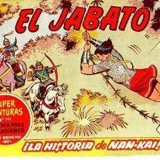 Tebeos: EL JABATO (BRUGUERA) Nº 266. Lote 56923475