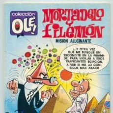 Tebeos: COLECCIÓN OLÉ! - MORTADELO Y FILEMÓN - ED. BRUGUERA - Nº 148 - 2ª EDICIÓN - 1979. Lote 56925065