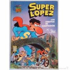 Tebeos: SUPER LOPEZ Nº 16 / COLECCION OLÉ / EDICIONES B (1ª EDICIÓN 1990) JAN. Lote 52550768
