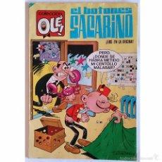 Tebeos: EL BOTONES SACARINO Nº 3 / COLECCION OLÉ / BRUGUERA 1984 (IBAÑEZ). Lote 52554047