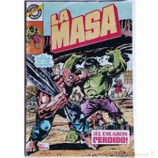 Tebeos: LA MASA Nº 1 / MARVEL / BRUGUERA 1980 (SERIE GRAPA). Lote 56045853