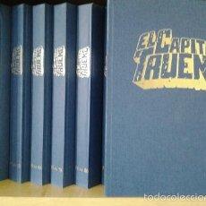 Tebeos: EL CAPITAN TRUENO (E. HISTÓRICA1987) 8 TOMOS. Lote 56970901