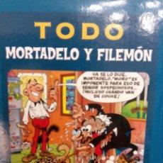 Tebeos: TODO MORTADELO Y FILEMON. Lote 57098329