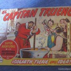Tebeos: EL CAPITAN TRUENO- Nº 299 - ORIGINAL - BRUGUERA 1962. Lote 57108691