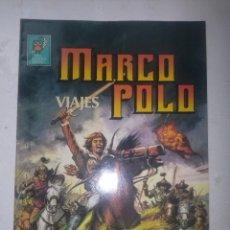 Tebeos: NUEVAS JOYAS LITERARIAS -VIAJES DE MARCO POLO- Nº 4 -Y ÚLTIMO-GRAN JESÚS BLASCO-CASI BUENO-LEAN-5039. Lote 269802818