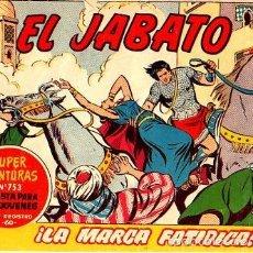 Tebeos: EL JABATO (BRUGUERA) Nº 247. Lote 57125287