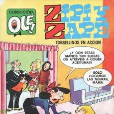 Tebeos: ZIPI Y ZAPE COLECCION OLE AÑO 1988 127-Z.50. Lote 57126154