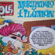 Tebeos: MORTADELO Y FILEMON. . Lote 57127742