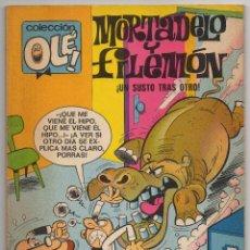 Tebeos: OLE Nº 57 MORTADELO Y FILEMON (BRUGUERA 1ª EDICION 1972). Lote 57148778