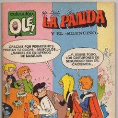 Tebeos: OLE Nº 40 LA PANDA (BRUGUERA 1ª EDICION 1971). Lote 57148935