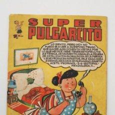 Tebeos: ANTIGUO CÓMIC SUPER PULGARCITO - Nº 27. PORTADA DE PEÑARROYA - ED BRUGUERA, AÑO 1949. Lote 57171632