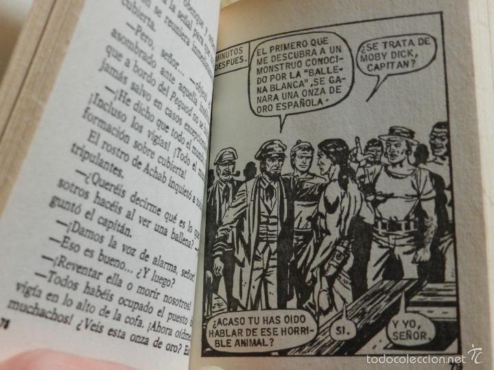 Tebeos: MOBY DICK Herman Melville COLECCION HISTORIAS INFANTIL nº 6 nº6 SELECCION BRUGUERA - Foto 3 - 57182057