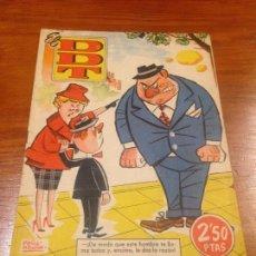 Tebeos: EL DDT 1ª EPOCA Nº 460. BRUGUERA 1960.. Lote 57291030
