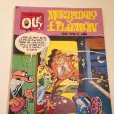 Giornalini: COLECCION OLE Nº 93 MORTADELO Y FILEMON. 4ª CUARTA EDICION BRUGUERA. IBAÑEZ.. Lote 57303427