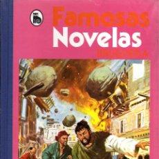 Tebeos: FAMOSAS NOVELAS VOLUMEN XIII. Lote 171488294