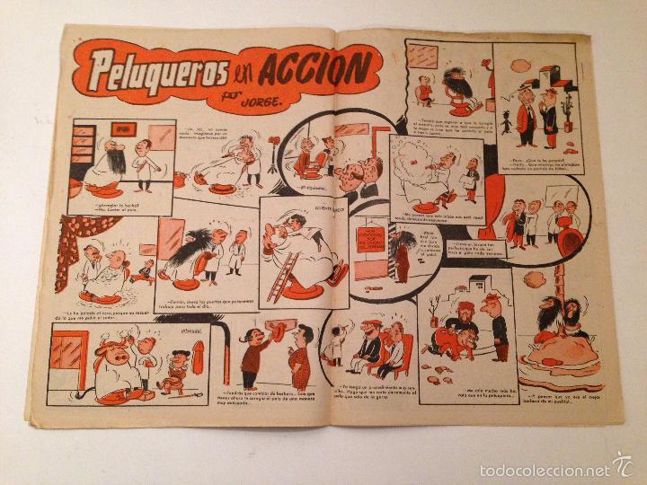 Tebeos: EL DDT 1ª EPOCA Nº 96. BRUGUERA 1953. - Foto 3 - 57333548