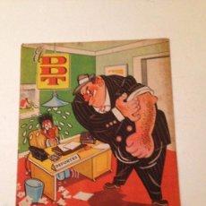 Tebeos: EL DDT 1ª EPOCA Nº 114. BRUGUERA 1953.. Lote 57341120