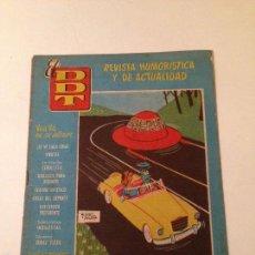 Tebeos: EL DDT 1ª EPOCA Nº 318. BRUGUERA 1957. . Lote 57346187