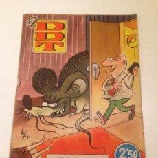 Tebeos: EL DDT 1ª EPOCA Nº 469. BRUGUERA 1960. . Lote 57348017