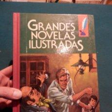 Tebeos: GRANDES NOVELAS ILUSTRADAS, TOMO Nº 3 - 10 OBRAS CLAVE DE LA LITERATURA JUVENIL UNIVERSAL - COMIC. Lote 57379025
