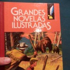 Tebeos: GRANDES NOVELAS ILUSTRADAS, TOMO Nº 14 - LOS MEJORES TÍTULOS DE LA LITERATURA JUVENIL UNIVERSAL. Lote 57379271