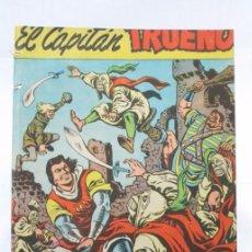 Tebeos: CÓMIC EL CAPITÁN TRUENO - ALMANAQUE PARA 1960 - ED. BRUGUERA, AÑOS 60. Lote 57382513
