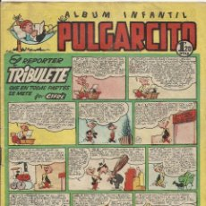 Tebeos: PULGARCITO Nº 187 EL REPORTER TRIBULETE - ALBUM INFANTIL. Lote 57400083