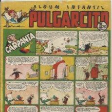 Tebeos: ALBUM INFANTIL PULGARCITO Nº 215 CARPANTA. Lote 57400127