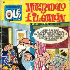 Tebeos: MORTADELO Y FILEMON Nº 88 COLECCION OLE BRUGUERA. Lote 57420615