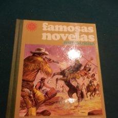 Tebeos: FAMOSAS NOVELAS - TOMO XVI - BRUGUERA 1ª EDICIÓN 1979 (J. VERNE-E. SALGARI -C. DICKENS-D'AMICIS...). Lote 57422613