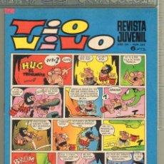 Tebeos: TEBEOS-COMICS CANDY - TIO VIVO - Nº 533 - BRUGUERA - SIN MORTADELOS - 1ª EDICION - *AA99. Lote 57438711